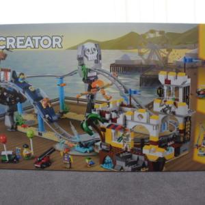 レゴ 31084 ローラーコースター