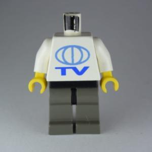 TVなミニフィグ