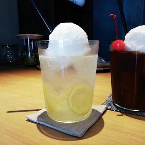 POE COFFEE(ポーコーヒー) @東白楽 レトロでオシャレな珈琲フロート&レモネードフロート