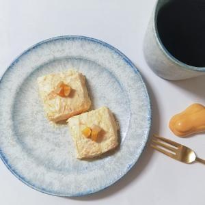 バターナッツかぼちゃでチーズテリーヌ風に