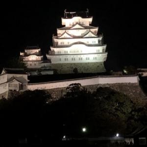姫路城へGOのラン練