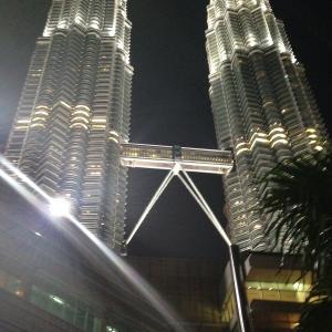 マレーシアは「楽になれる国や人たち」