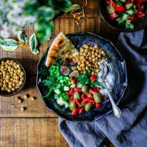 元気があれば何でもできる!「色がよい食事は元気がでる」