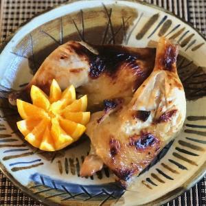 グルタミン酸たっぷり!骨つき鳥もも肉の粕漬け