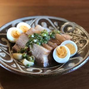 豚バラ肉のネギ塩チャーシュー