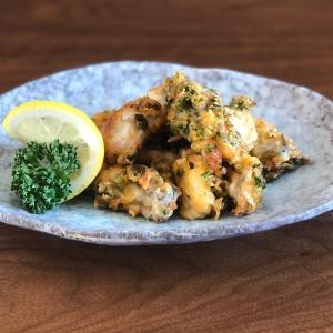 牡蠣のかわり天ぷら