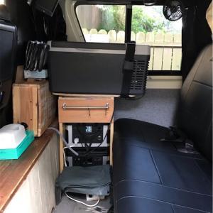 車中泊DIY 電気系統かずかずの失敗