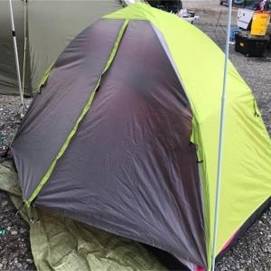 車中泊キャンプ用 ワンタッチテントDIY