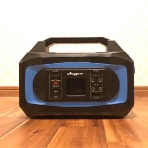 小型ポータブル電源で広がる車中泊の可能性~Anypro  OD500Nレビューその1
