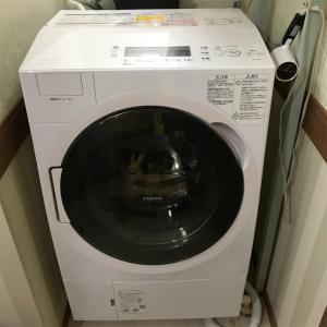 ★洗濯乾燥機が突然ガラガラと