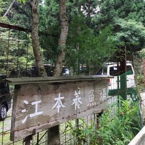 滋賀〜京都おすすめ釣り場 江本養魚場