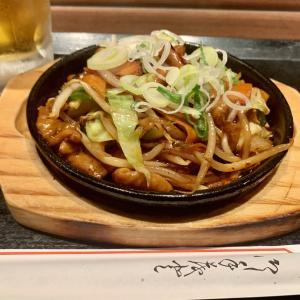 【今日のサウナ飯】ウェルビー栄の「ぐい飲みセット(元アメトークセット)」を食べてきました