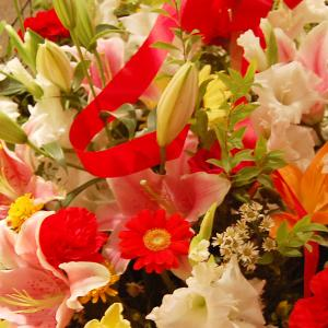愛をこめて花束を