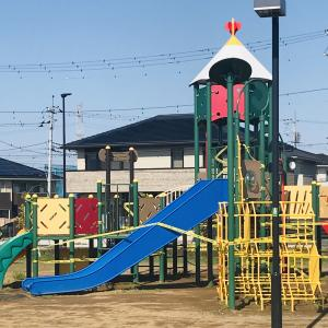 柏たなか全公園の遊具が使用禁止になりました