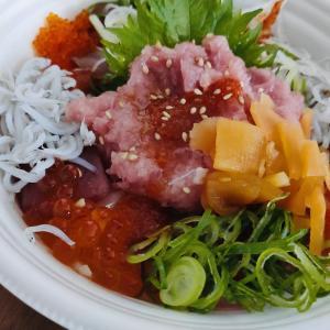 美味しいお魚の丼が食べられる!ごはんや輔のテイクアウト( ´∀`)