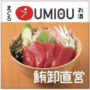かけだし横丁のUMIOUで美味しいマグロセットをテイクアウト( ´∀`)