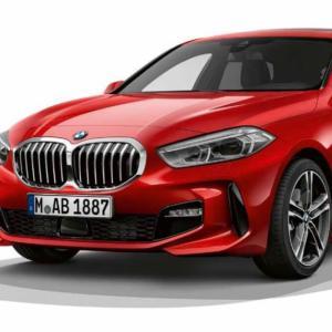 BMW 新旧118d グレードと価格比較