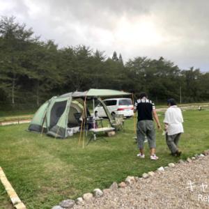 キャンプ場試迫