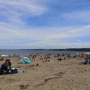夏限定ケベック魅惑のビーチで楽しもう