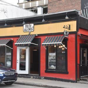 おしゃれなCartier通りでケベックシティの5選グルメを食べつくそう