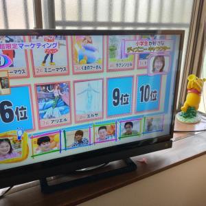 【ヒルナンデス】好きなディズニーキャラランキング!