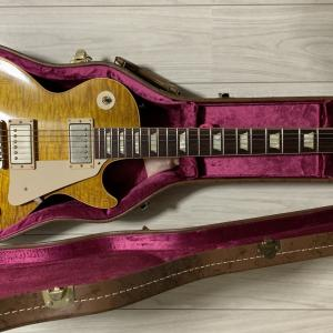 【レモンバースト】Gibson Custom Historic Collection 1959 Les Paul Reissue Heavy Aged 2013