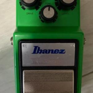 【ド定番の歪ペダル】IBANEZ TS9 Tubescreamer レビュー
