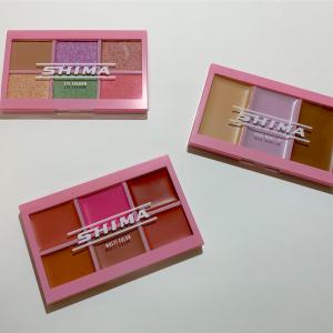 mini 2020年4月号 SHIMA特製カードコスメのふろくが可愛いすぎてレビュー🥳