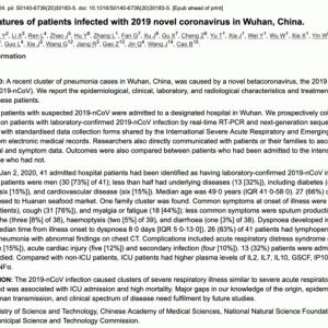 留意共有 新型コロナウイルス感染症と集中治療 PART 2