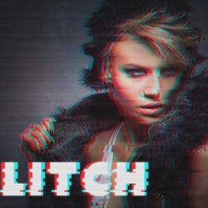 【Photoshop】デジタルグリッチ加工とグリッチテキストを作成する方法