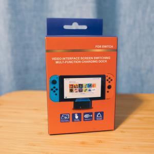 Nintendo Switch の互換ドックを買ってみた