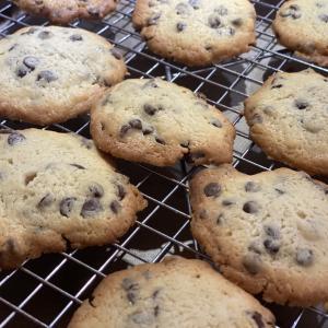 ついにできた!理想のチョコチップクッキー★