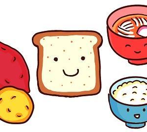炭水化物、糖質、糖類、食物繊維、違いをまとめてみた。