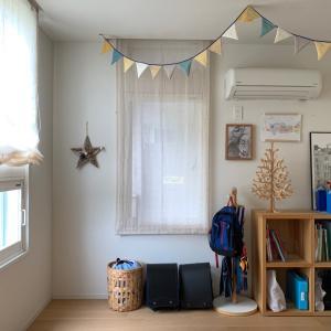 子供部屋を作りました♪