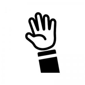 運転士の挙手挨拶、ダメ??