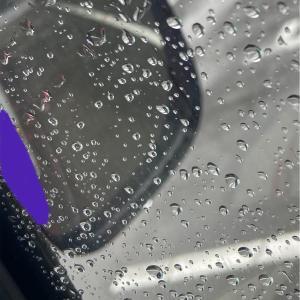 雨の日トラック