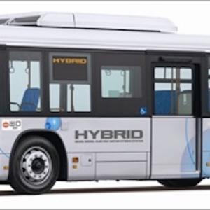 ハイブリッドバス
