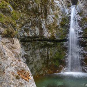 御岳山、滝巡りの旅