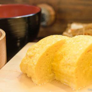 これぞ、王道、卵道。多摩産の極上食材で作った、だし巻き卵と濃厚プリン