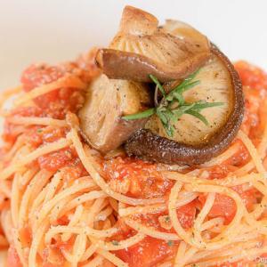 青梅郊外の「ぴるつ」、きのこの専門家が作る、きのこのスパゲティー