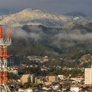 【ニュース】拝啓 恵子ちゃん、奥多摩の山が、真っ白です