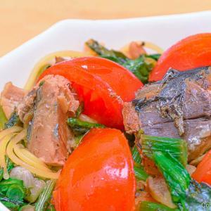 【地元野菜】外出自粛ならば、のらぼう菜で「簡単パスタ」を作ろう!