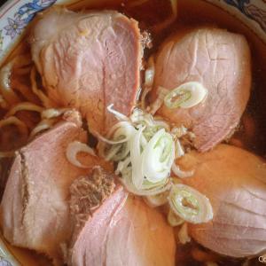 青梅宿の老舗・三玉屋の、手打ち「チャシウ」ラーメンは、まほろばの味