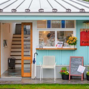 【'20.7月オープン】リンゴ農家の娘さんが始めた、ジェラート店、羽村の「ポムジェラート」