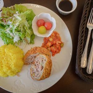 【'20.7月オープン】御嶽駅前の、ちょっとお茶したいカフェ、ミタケテラス