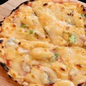 チーズにこだわる、熟練パン職人のピザ、青梅・のイタリアン「パルファン」