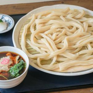 【21/9月OPEN】青梅「こみちの製麺所 幸太郎うどん」は、比類なきコシ!