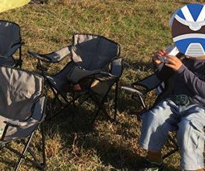 子供と使うアウトドアチェア【子供椅子】