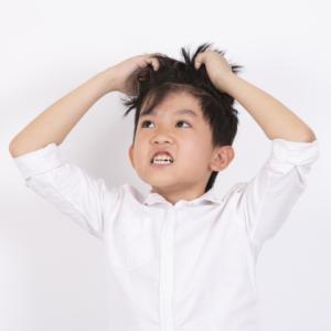 子供でも発症する円形脱毛症の原因と治療方法