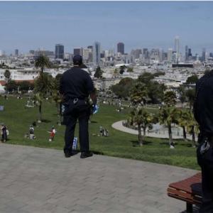 カリフォルニアステージ2とサンフランシスコ